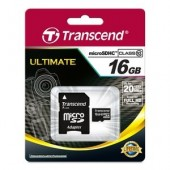 Flash Card SDHC 16GB