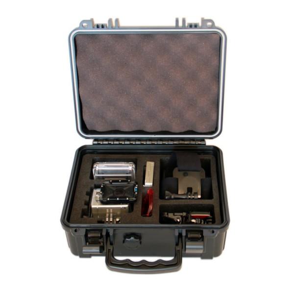 Valise de transport pour 1 gopro et accessoires for Valise makita avec tous ses accessoires