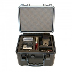 S3 case for 1 GoPro - 2 layers