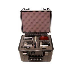 S3 case for 2 GoPro - 2 layers