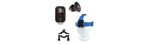 Accessoires et fixations GoPro