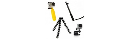 Monopod, Tripod, Handle, Suction Cup